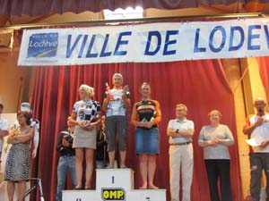 PODIUM DAMES CAT B d x