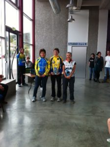 CLM THONON PODIUM DAMES