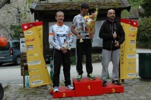 PODIUM CLM CHANAZ YENNE 3 EME CATEGORIE