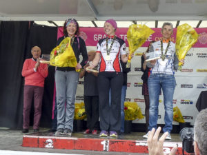 BOURGOGNE CYCLO  2015 -PODIUM DAMES 2
