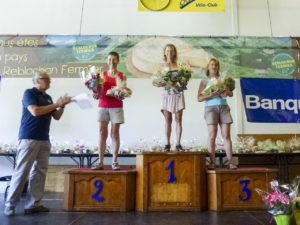 LA GD BO podium 90 KM Dames 2