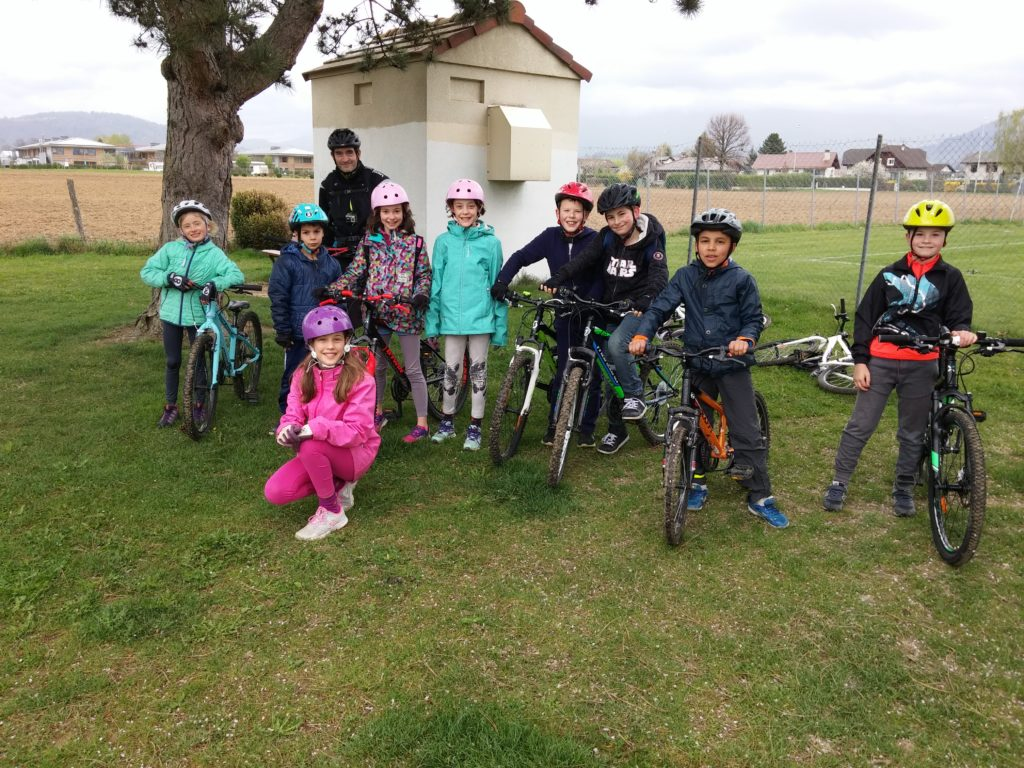 PHOTO Ecole cyclo MARS 2017