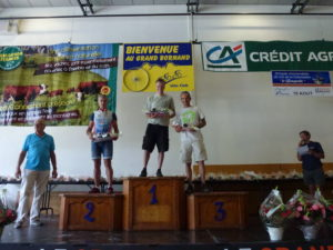 PODIUM GD BO 1é André BARBON 50-59